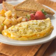 Papettis Omelet with Bacon Potato and Cheese, 3.5 Ounce -- 72 per case.