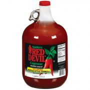 Sauce Red Devil Hotter Buffalo Style Glass , 1 Gallon -- 4 per case