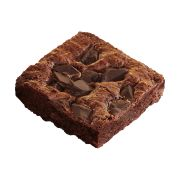 Sweet Street Fabulous Chocolate Chunk Brownie, 18 Slice, 3 Pound -- 4 per case.