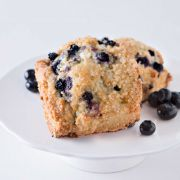 Sweet Street Artisan Blueberry Scone, 3.5 Ounce -- 48 per case.