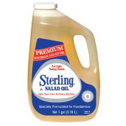 Stratas Sterling Salad Oil, 1 Gallon -- 3 per case.