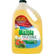 Ach Food Mazola Vegetable Plus Oil, 96 Ounce -- 6 per case.