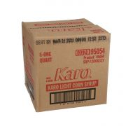 Karo Light Corn Syrup, 32 Ounce -- 6 per case.