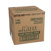 Karo Green Label Pancake Corn Syrup, 32 Ounce -- 6 per case.