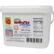WOWBUTTER Creamy and Peanut Free Spread, 22 Pound -- 1 each.