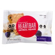 Corazonas Blueberry 1.76 Ounce Heartbar, 12 count per pack -- 6 per case.