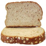 Burry Hearty White with Flour Dusting Bread, 23 Ounce -- 16 per case.