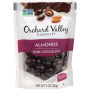 Orchard Valley Dark Chocolate Almond, 2 Ounce -- 30 per case.