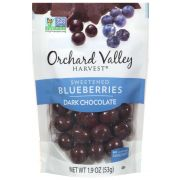 Orchard Valley Harvest Blueberries Dark Chocolate, 19 Ounce -- 14 per case