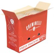 Creminelli Fine Meats Prosciutto Aged Mozzarella and Grissini Breadstick, 2 Ounce -- 12 per case.