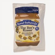 Peanut Butter & Co The Bees Knees Peanut Butter - Squeeze Pack, 1.15 Ounce -- 20 per case.
