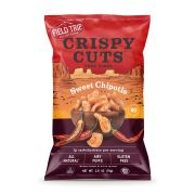 Field Trip Crispy Cuts Sweet Chipotle Pork Rind, 2.5 Ounce -- 10 per case.