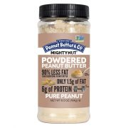 Peanut Butter and Co Mighty Nut Powdered Peanut Butter, 6.5 Ounce -- 6 per case.