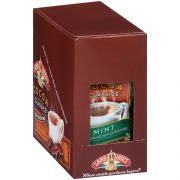 Land O Lakes Classic Chocolate and Mint Cocoa - 12 packets per box, 6 boxes per case