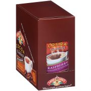 Land O Lakes Classic Chocolate and Raspberry Cocoa - 12 packets per box, 6 boxes per case