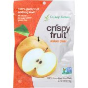 Crispy Green Crispy Fruit Asian Pear, 0.36 Ounce -- 12 per case