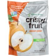 Crispy Green Crispy Fruit Asian Pear, 6 count per pack -- 12 per case