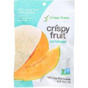Crispy Green Crispy Fruit Cantaloupe, 0.36 Ounce -- 12 per case