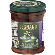 Legnano Organic Italy Nostraline Olives, 6.7 Ounce -- 6 per case