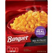 Banquet Basic Mac and Cheese Meal, 8 Ounce -- 12 per case.