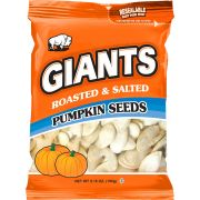 Giants Roasted and Salted Pumpkin Seed Snacks, 515 Ounce -- 12 per case