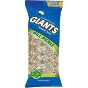 Giants Dill Pickle Flavor Sunflower Seed Snacks, 12 Ounce -- 12 per case