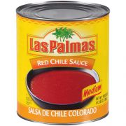 Las Palmas Red Chili Sauce, 102 Ounce -- 6 Case