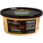 Prices Spicy Jalapeno Pimento Cheese, 11 Ounce -- 12 per case.