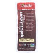 Lightlife Organic Fakin Bacon Smokey Tempeh Strips, 6 Ounce -- 6 per case