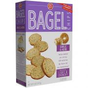 Old London Garlic and Herb Bagel Chips, 5 Ounce -- 12 per case.