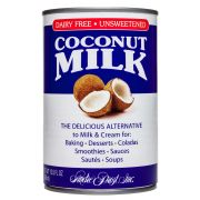 Andre Prost Coconut Milk, 13.5 Fluid Ounce -- 12 per case.