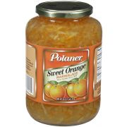 Polaner Sweet Orange Marmalade, 4 Pound -- 6 per case.