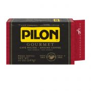 Pilon Gourmet Espresso Coffee, 10 Ounce -- 12 per case.