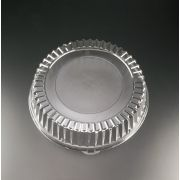Yoshi Ware Emi Clear Round Dome Lid Only, 16 inch -- 25 per case.