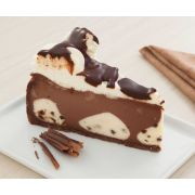 Elis Brownie Cow Craving Cheesecake, 101 Ounce -- 2 per case.