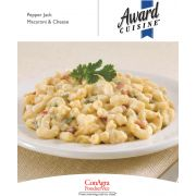 Award Cuisine Pepper Jack Mac N Cheese, 80 Ounce -- 4 per case.
