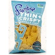 Frontera Thin and Crispy Chips, 10 Ounce Bag -- 12 per case