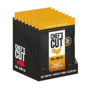 Chefs Cut Honey Barbeque Smoked Chicken Breast Jerky, 2.5 Ounce -- 8 per case.