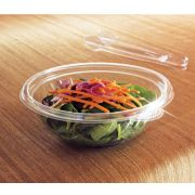 Yoshi Ware Emi PrepServe Pet Black Petites Bowl, 24 Ounce - 50 per pack -- 2 packs per case.