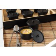 Small Wonders Blue Micro Cooking Pot -- 100 per case.