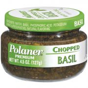 Polaner Chopped Basil, 4.5 Ounce -- 12 per case.