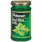 Polaner Real Mint Jelly, 10 Ounce -- 12 per case.