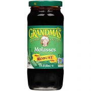 Grandma Unsulphured Green Label Baking Molasses,  12 Ounce -- 12 per Case