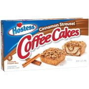 Hostess Coffee Cake - Multipack, 11.6 Ounce -- 6 per case.