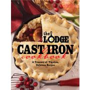 Lodge Cast Iron Cookbook -- 4 per case.
