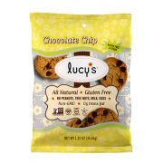 Dr Lucys Chocolate Chip Cookie, 1.25 Ounce -- 24 per case