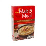 Malt-O-Meal Maple And Brown Sugar - Hot Cereals, 28 Ounce -- 12 per case.