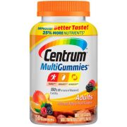 Centrum Adult Multivitamin Gummies, 150 count per pack -- 12 per case.