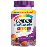 Centrum Women Multivitamin Gummies, 70 count per pack -- 12 per case.