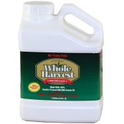 Whole Harvest Clear Shortening Frying Culinary Cooking Canola Oil, 1 Gallon -- 4 per case